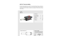 LHS 15 Air Heater Brochure
