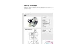 ASO Medium Pressure Blower Brochure