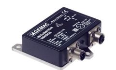 Gemac - Model IS1TK360-C-RL - 1-Dimensional Inclination Sensor