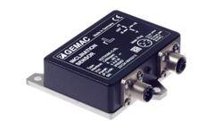 Gemac - Model IS2TK090-C-RL - 2-Dimensional Inclination Sensor