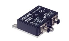 Gemac - Model IS1TK360-O-RL - 1-Dimensional Inclination Sensor
