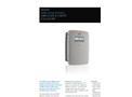 ABB - Model UNO-2.0/2.5-I-OUTD - Single-Phase Inverters Brochure