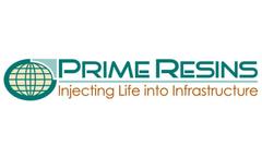 Prime Resins - Model AR 800 - Acrylate Resin