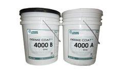 Prime Resins - Model 4000 - Prime Coat