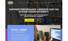 PEWE Website Update