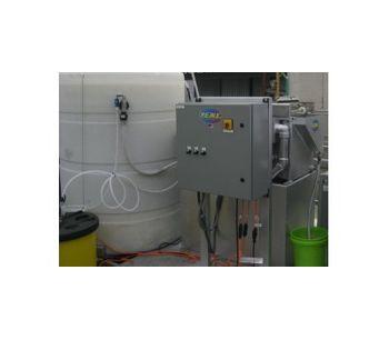 PEWE T²-MAX - Model TM-1 - Pilot Water Test System