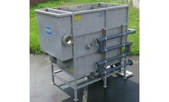 PEWE - Model OWS-P - Oil Water Separator