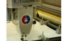 ICT Filtration - Channel Bag Manufacturing System For Filtration Video
