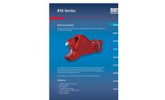 Model RSS-Series - Scrap Shear Brochure
