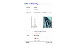 Helixor - Coarse Bubble Air Diffuser Datasheet