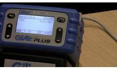 Instrumex - Personal Air Sampling Pumps
