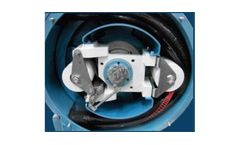 Rotho - Model M-Series - Retractable Roller Peristaltic Hose Pump