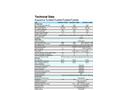 Evershine - Model TLC 4000 - Solar Inverterss Brochure