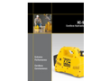 XC-Series - Cordless Hydraulic Pumps - Technical Brochure