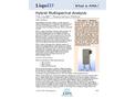 LiquID - Hybrid Multispectral Analysis (HMA) System - Brochure