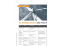 Wind Turbine Blade Testing Services Brochure