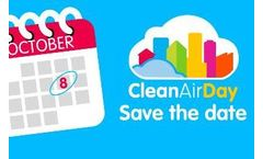 Clean Air Day - 8th October