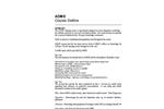 CERC - ADMS Standard Training Courses - Brochure