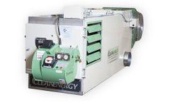 Clean-Energy - Model CE-330 - Waste Oil Furnace