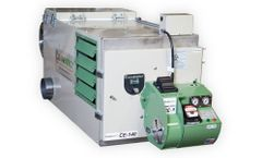 Clean-Energy - Model CE-140 - Waste Oil Furnace