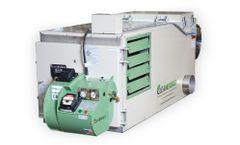 Clean-Energy - Model CE-180 - Waste Oil Furnace