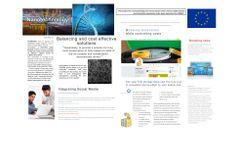 Biosensor - Assembles and Optimizes Sensor for the Presence of Gas - Brochure