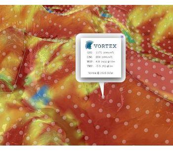 Vortex - Version Maps - Solar Resources Screening Software