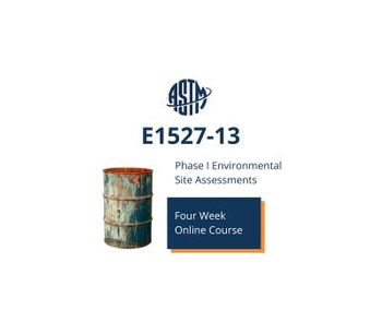 ASTM E1527-13 Online Course