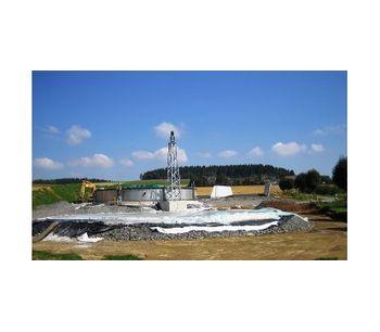 Biogas Mounting