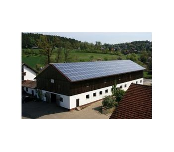Rooftop Photovoltaics Systems