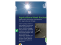 Agrimat - Root Zone Greenhouse Heating System