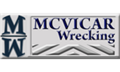Mcvicar Wrecking Launches New Website