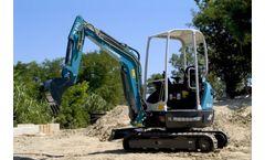 Messersì - Model M22U - Mini Excavators