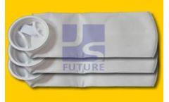 Model X100PP - Filter Bag For Bag Filter Housing