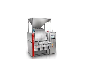 Powersort - Model 200 - Laser Spectroscopy Sorting System