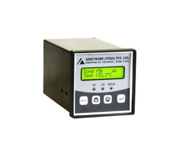 Adsensors - Model 980MPO - Dual Channel pH/ORP Indicator/Controller/Transmitter