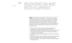 Regeneration & Redevelopment Datasheet