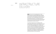 Infrastructure Delivery Services