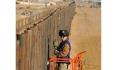 Environmental laws waived to build 470-mile border fence with Mexico