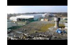 Güstrow photovoltaic installation 562 kW - REMOR Video