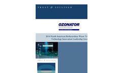 2014 Technology Innovation Leadership Award Brochure