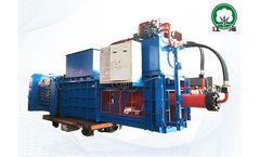 Nantong - Model MZD220B9 - Waste Paper Press Machine