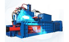 Nantong - Model MZD220B7 - Paper Compactor Machine