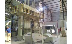 Nantong - Model MDY400A - Hydraulic Cotton Bale Press Machine