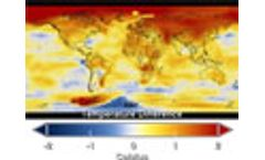 2007 was tied as Earth`s second warmest year