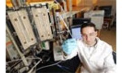 Low-cost recyclable material could capture carbon dioxide from power plants