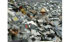 Extended Producer Responsibility and the e-waste problem