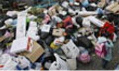 Naples waste crisis hurting regional economy