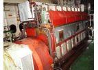 MAK - Model 6M-20 - Marine Diesel Engines/Generators MAK