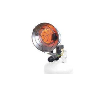 BE - Model 16,000 BTU - LPGTank Top Heater